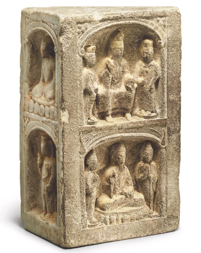 6th-century-marble-stele